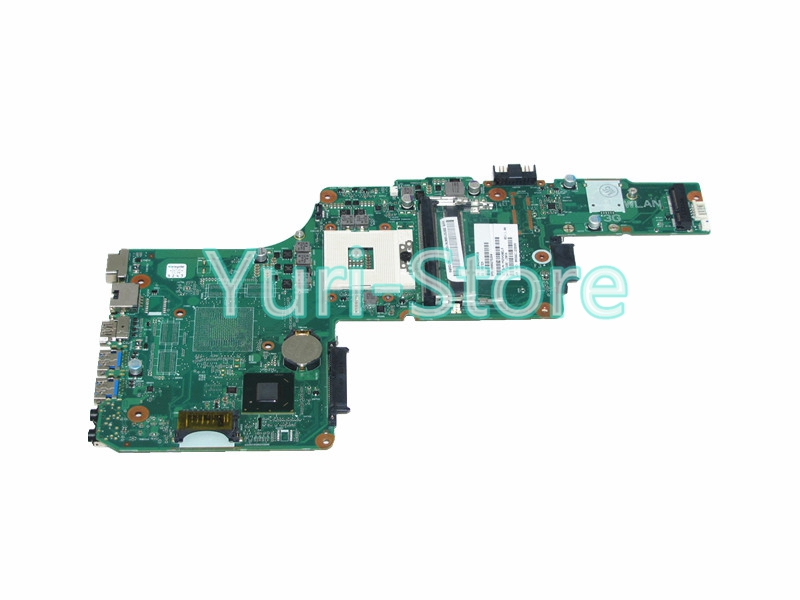 Toshiba Satellite S855 NOKOTION L855 Laptop Anakart Anakart Tam Test 1310A2509910 V000275350