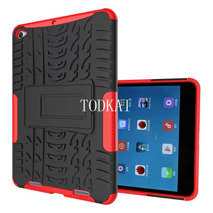 Hybrid TPU+PC Stand Bracket Case Cover For Xiaomi Mipad 3 Mipad 2 Mi Pad 2 3 7.9 inch Tablet Shockproof Armor Anti-knock Shell